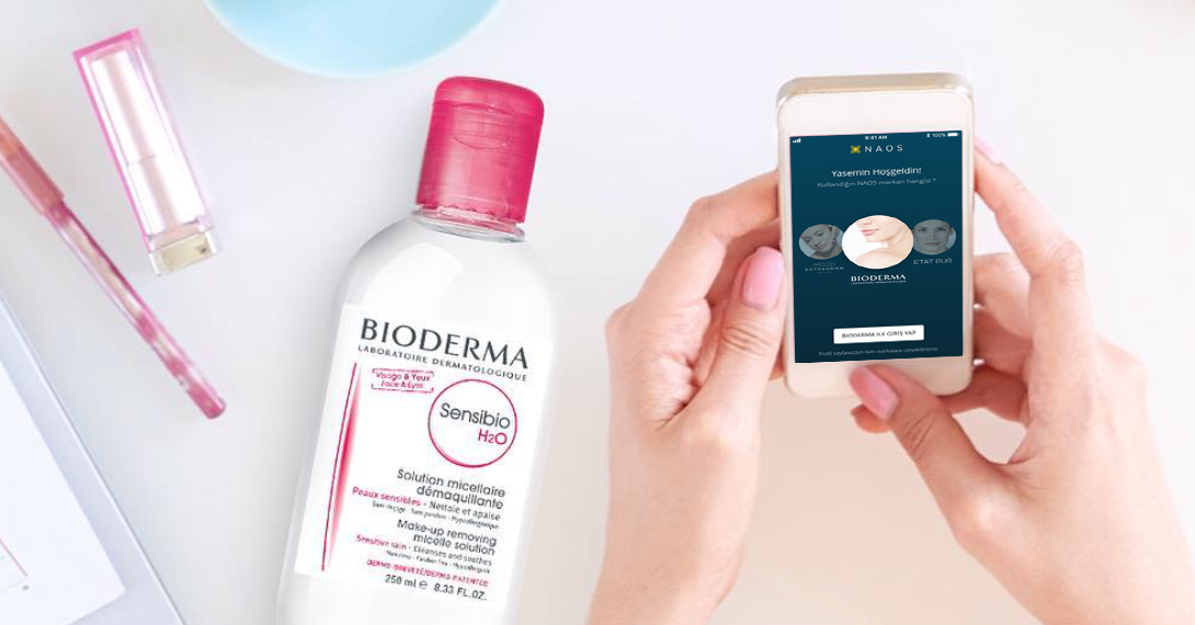 bioderma naos dataroid commencis case study