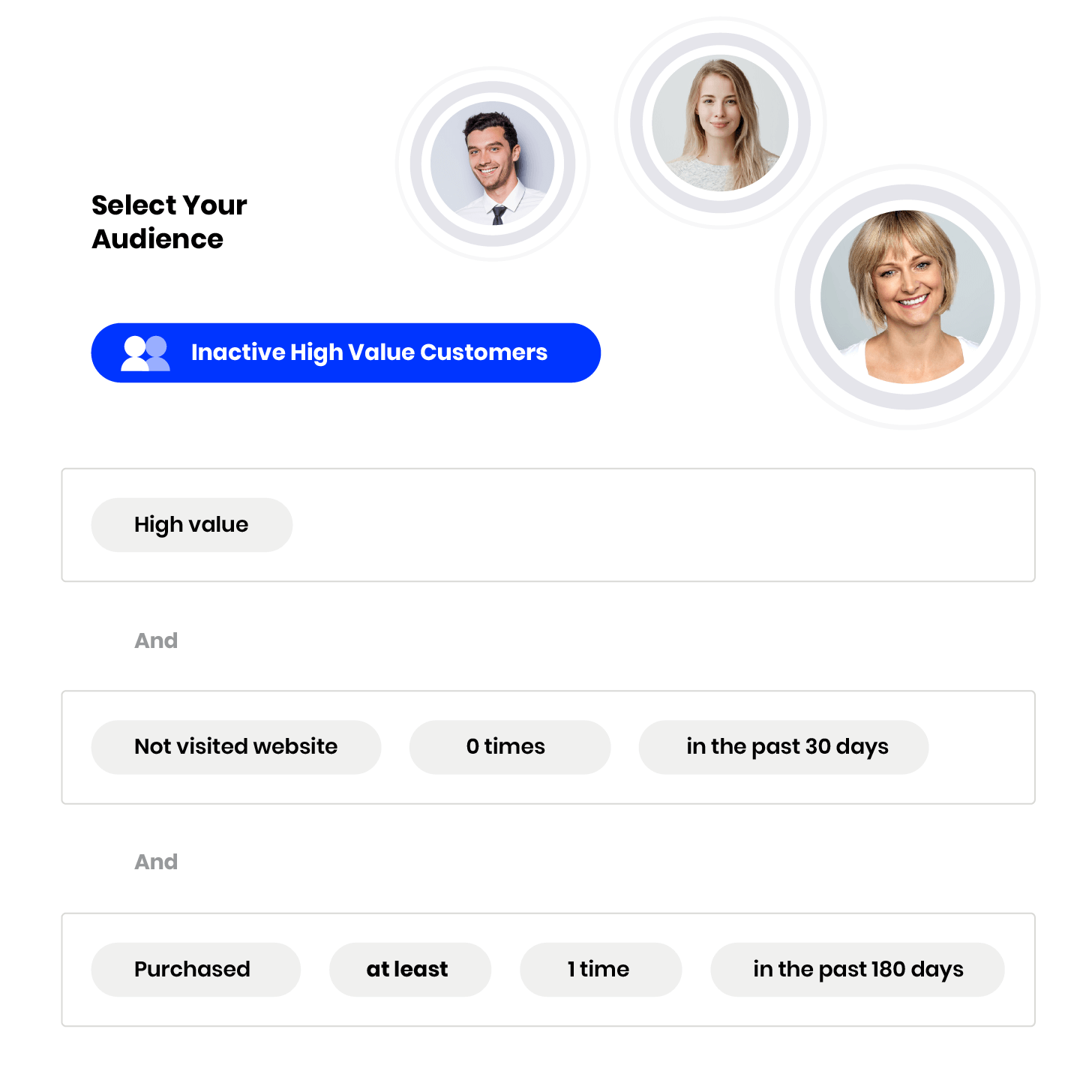 Select Your Audience